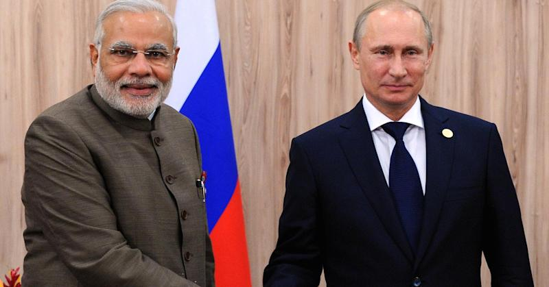Why India and Russia remain BFFs