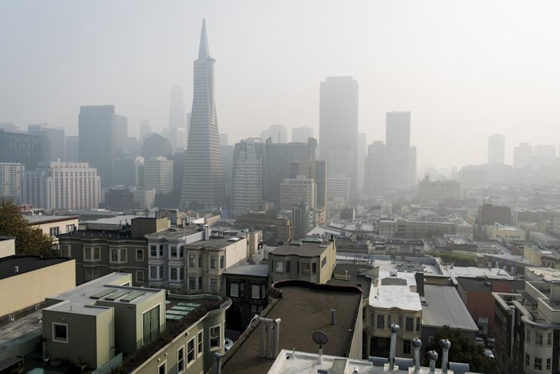 'Insane' California Air Topped World Health Standard by 60 Times