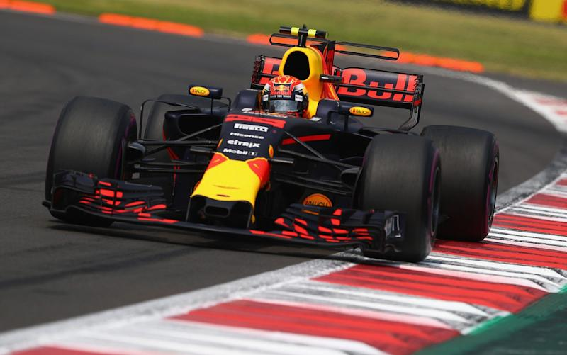 First Derivatives, a top holding in Mr Nimmo's fund, has recently been selected by Red Bull Racing to provide data analytics  - Getty Images North America