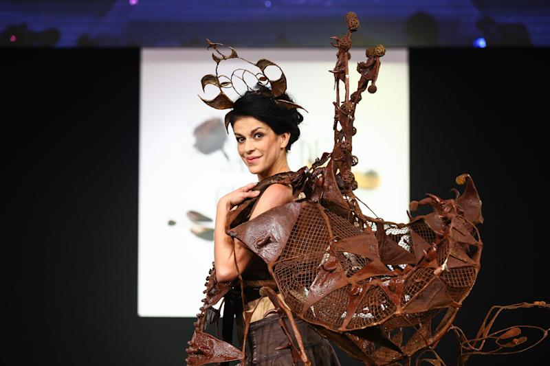 """If you time your Paris visit right, you can experience the annual <a href=""""https://www.salon-du-chocolat.com/?lang=en"""" target=""""_blank"""" rel=""""noopener noreferrer"""">Salon du Chocolat</a> trade fair, which includes fun events like a chocolate fashion show. Paris also has world-class chocolate offerings throughout the year, like the amazing chocolat chaud at <a href=""""https://www.angelina-paris.fr/en/home"""" target=""""_blank"""" rel=""""noopener noreferrer"""">Angelina</a> and chocolatiers like <a href=""""https://www.lamaisonduchocolat.us/en_us/"""" target=""""_blank"""" rel=""""noopener noreferrer"""">La Maison du Chocolat</a>&nbsp;and&nbsp;<a href=""""https://www.jeanpaulhevin.com/en/"""" target=""""_blank"""" rel=""""noopener noreferrer"""">Jean-Paul H&eacute;vin</a>."""