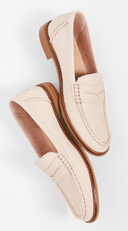 We can't believe the low price on these chic loafers. (Photo: Shopbop)