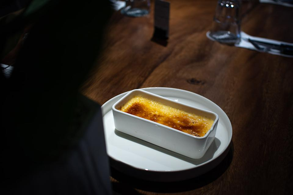 Cempedak Creme Brulee (PHOTO: Zat Astha/Yahoo Lifestyle SEA)