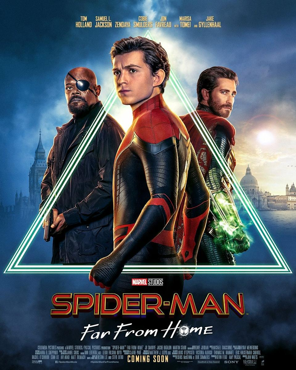 Sony's Marvel marketing left a lot to be desired. (Sony Pictures)