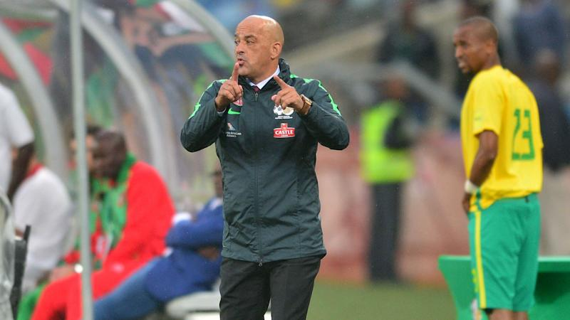 Da Gama won't serve under new Bafana Bafana head coach