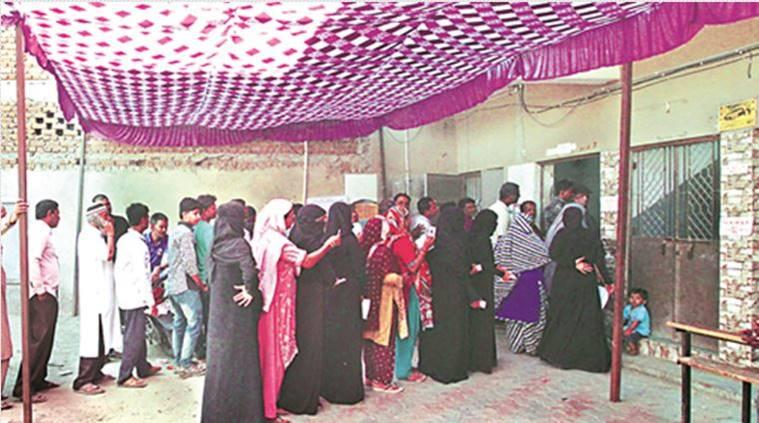 gujarat elections, Gujarat tribal districts, gujarat voting, Gujarat tribals, Indian Express, Lok Sabha elections 2019