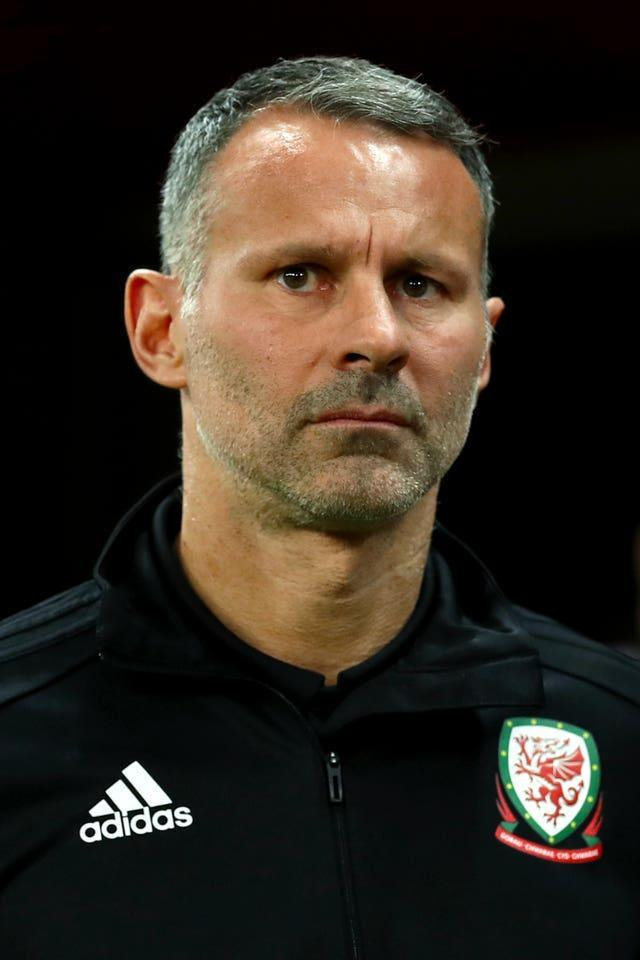 Ryan Giggs led Wales to qualification for Euro 2020