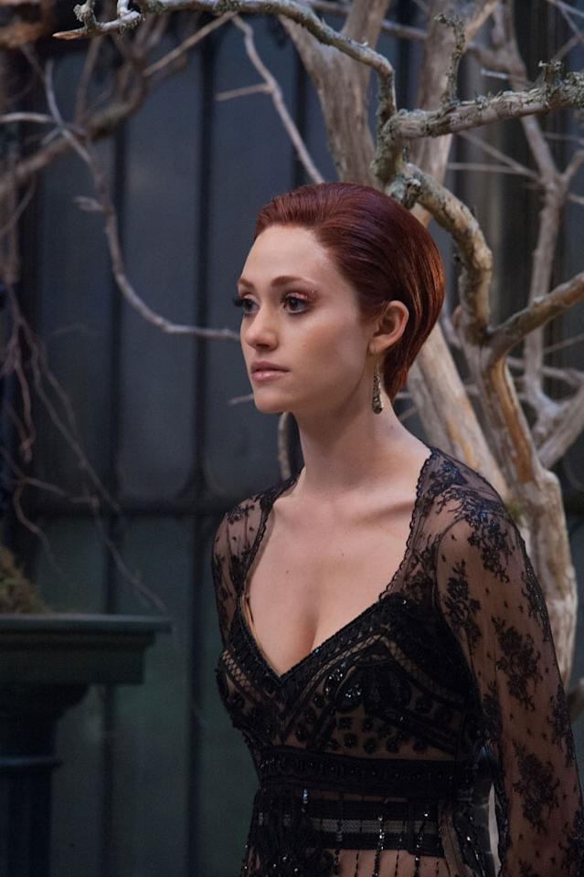 "Emmy Rossum in Warner Bros. Pictures' ""Beautiful Creatures"" - 2013"
