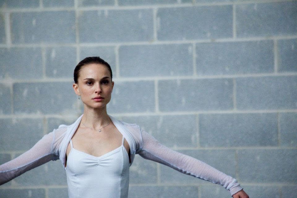 Natalie Portman transformed for Black Swan (Credit: Fox Searchlight)