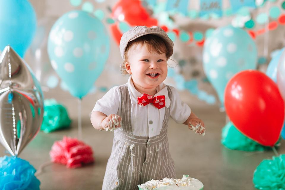 Parents are keen to give their little ones the perfect first birthday bash. (Getty Images)
