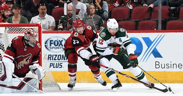 Preview: Wild visit Coyotes looking for win after San Jose thriller