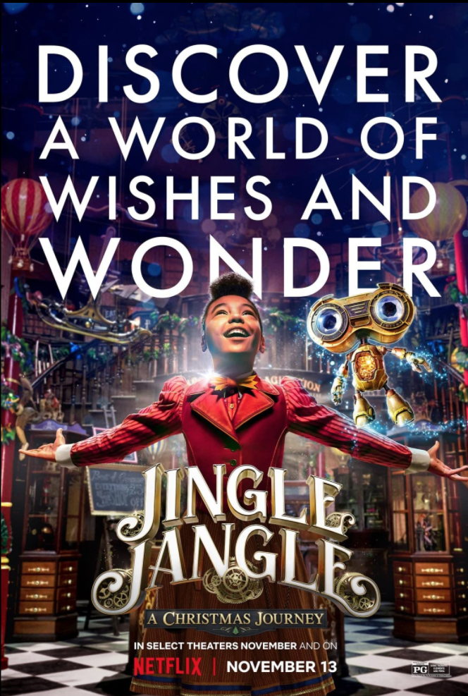 """<p>In this new musical starring Forest Whitaker, Keegan-Michael Key, and Phylicia Rashad, a toymaker and his granddaughter bring a magical world to life with a special invention.</p><p><a class=""""link rapid-noclick-resp"""" href=""""https://www.netflix.com/watch/80232043"""" rel=""""nofollow noopener"""" target=""""_blank"""" data-ylk=""""slk:STREAM NOW"""">STREAM NOW</a></p>"""