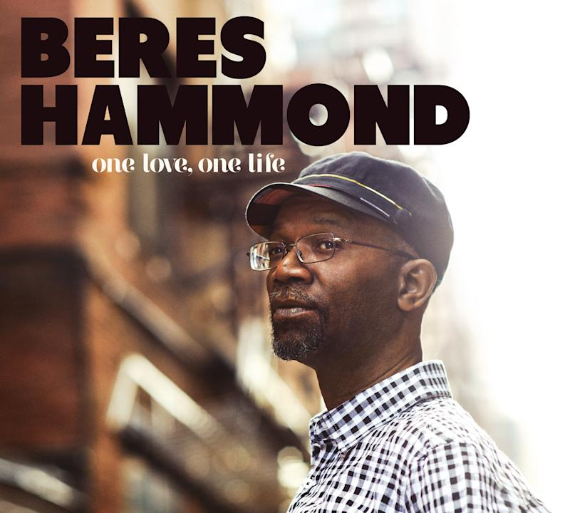 """This CD cover image released by Vp Records shows the latest release by Beres Hammond, """"One Love, One Life."""" (AP Photo/Vp Records)"""