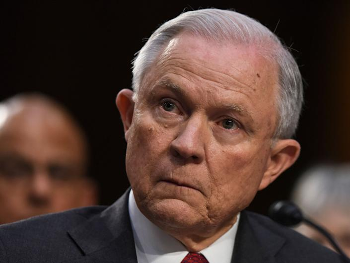 "In a July 2017 interview with The New York Times, President Donald Trump said he would never have nominated Sessions if he had known the attorney general would <a href=""http://www.huffingtonpost.com/entry/donald-trump-jeff-sessions-recusal_us_596fec7be4b0110cb3cb8a9a"" target=""_blank"">recuse himself</a> from the Russia investigation. He called Sessions' decision ""extremely unfair ... to the president."""