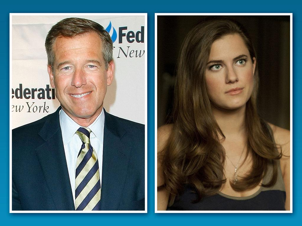 "Allison Williams<br><br>Famous Family: Brian Williams, father<br><br>Breaking Out on TV: After a few small parts on ""<a href=""http://tv.yahoo.com/american-dreams/show/28280"">American Dreams</a>"" and ""<a href=""http://tv.yahoo.com/league/show/44842"">The League</a>,"" 23-year-old Yale grad Allison just landed her first regular TV role as Marnie on HBO's buzzy new comedy, ""<a href=""http://tv.yahoo.com/girls/show/47563"">Girls</a>."" But her father's certainly no stranger to the small screen: Dad Brian has been anchoring the NBC Nightly News since 2004, and has worked for the network's news department for nearly two decades now. Perhaps soon enough, he'll be reporting on his own daughter's Hollywood success."