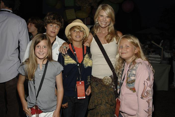 <p>The daughter of Christie Brinkley and Peter Cook was born July 2, 1998. </p>