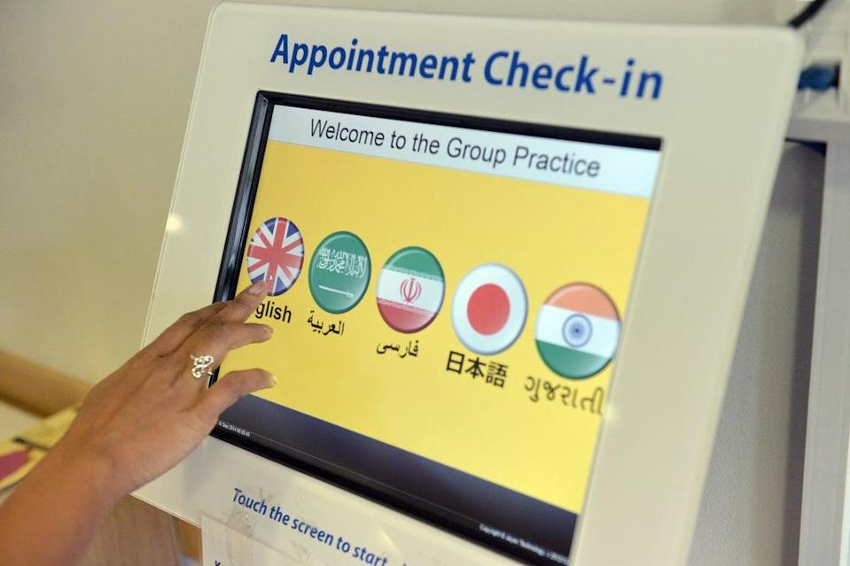 Patients will also be able to rate their GP practice's performance via text message (Anthony Devlin/PA) (PA Archive)