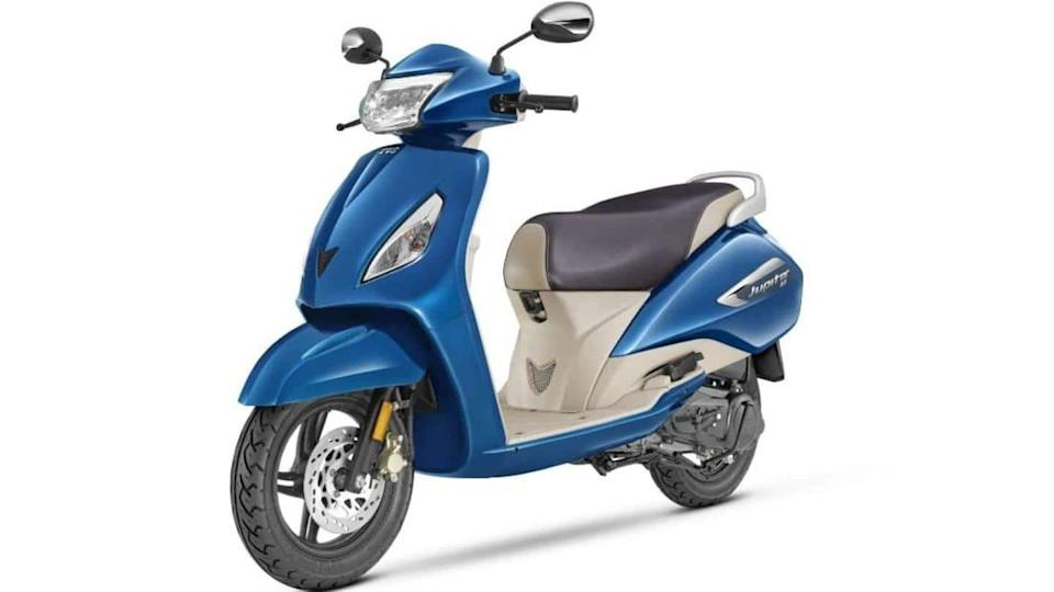 TVS Jupiter, with start-stop system, launched at Rs. 72,000