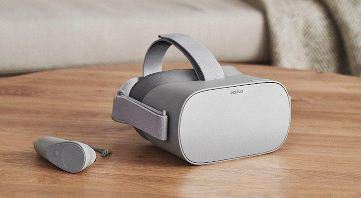 Facebook Inc Announces $199 Oculus Go for Mainstream Adoption