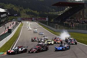 Toyota secured a one-two finish in the opening round of the new FIA World Endurance Championship superseason at Spa, with Fernando Alonso's car taking a narrow win