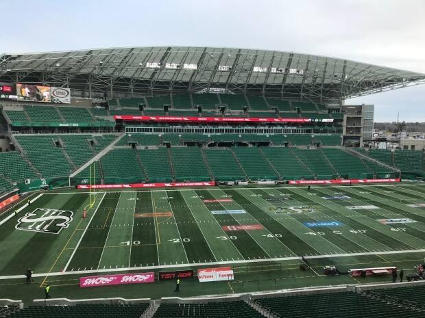 Mosaic Stadium dipped into reserve funds to cover lost revenue during the pandemic. (CBC - image credit)