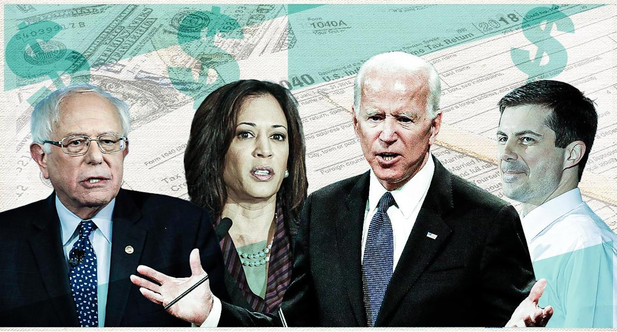 What's in the candidates' tax returns?