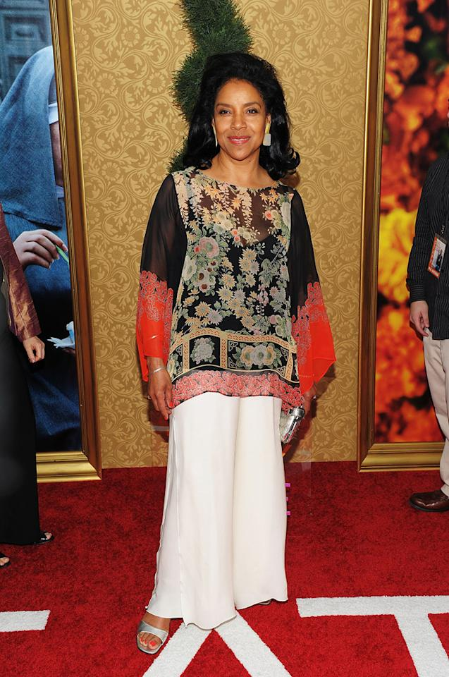 "<a href=""http://movies.yahoo.com/movie/contributor/1800030629"">Phylicia Rashad</a> at the New York City premiere of <a href=""http://movies.yahoo.com/movie/1810105588/info"">Eat Pray Love</a> - 08/10/2010"