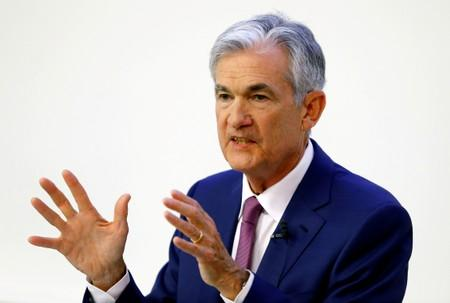 """FILE PHOTO: """"The Economic Outlook and Monetary Policy"""" panel discussion in Zurich"""
