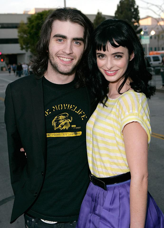 """<a href=""""http://movies.yahoo.com/movie/contributor/1808532777"""">Krysten Ritter</a> and guest at the Los Angeles premiere of <a href=""""http://movies.yahoo.com/movie/1810022085/info"""">I Love You, Man</a> - 03/17/2009"""
