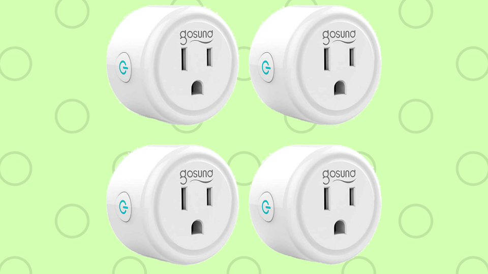 These little plugs can turn just about anything into a smart device. (Photo: Amazon)