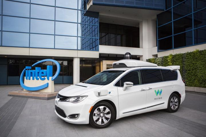 Intel and Waymo