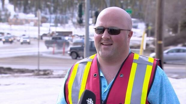 'Water really isn't really our friend on the roadways,' said Richard Graham, Whitehorse's manager of operations.