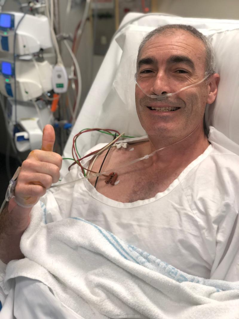 Yellow Wiggle Greg Page is recovering in hospital after suffering a cardiac arrest on stage. Photo: Twitter/thewiggles.