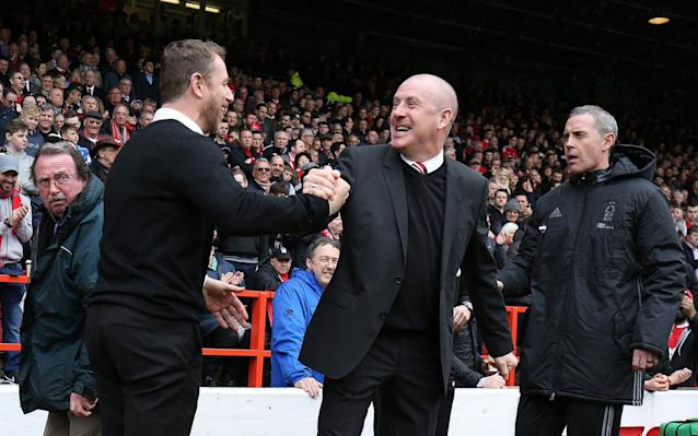 <span>Mark Warburton is now manager at Nottingham Forest</span> <span>Credit: PA </span>