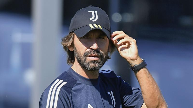 Juventus boss Pirlo: I need a new striker as soon as possible