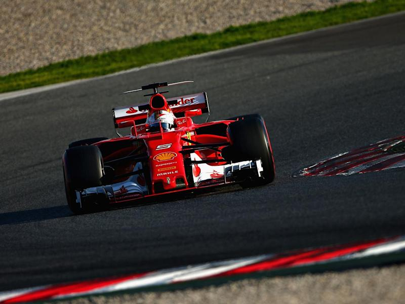 Ferrari have looked very strong in pre-season testing (Getty)