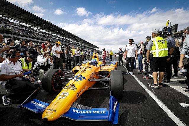 McLaren to enter IndyCar full-time with SPM in 2020