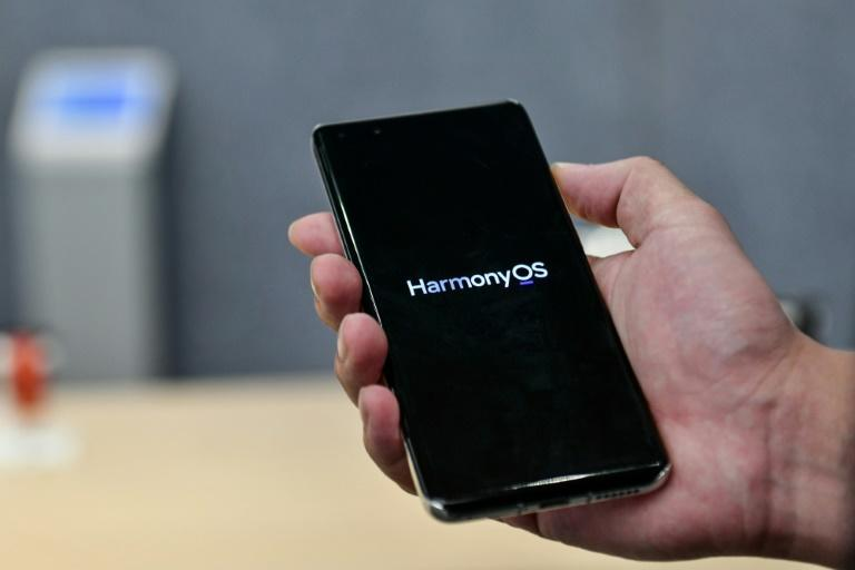 """Huawei says its new HarmonyOS system is packed with special features and capitalizes on growing demand to seamlessly link devices -- known as """"Internet of things"""""""