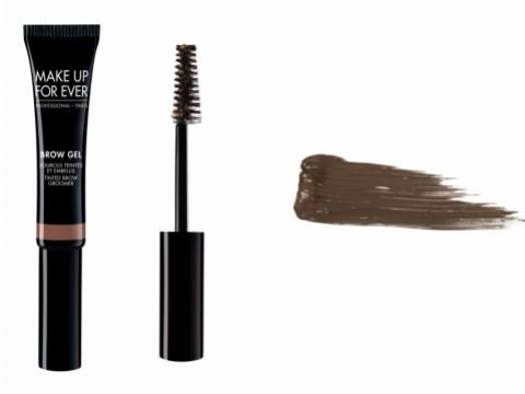 MAKE UP FOR EVER Brow Gel快速塑眉啫喱 $170 (5色)