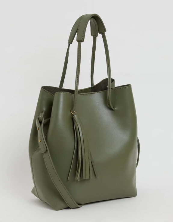 Tussah Clara Bag, $69.95 from THE ICONIC