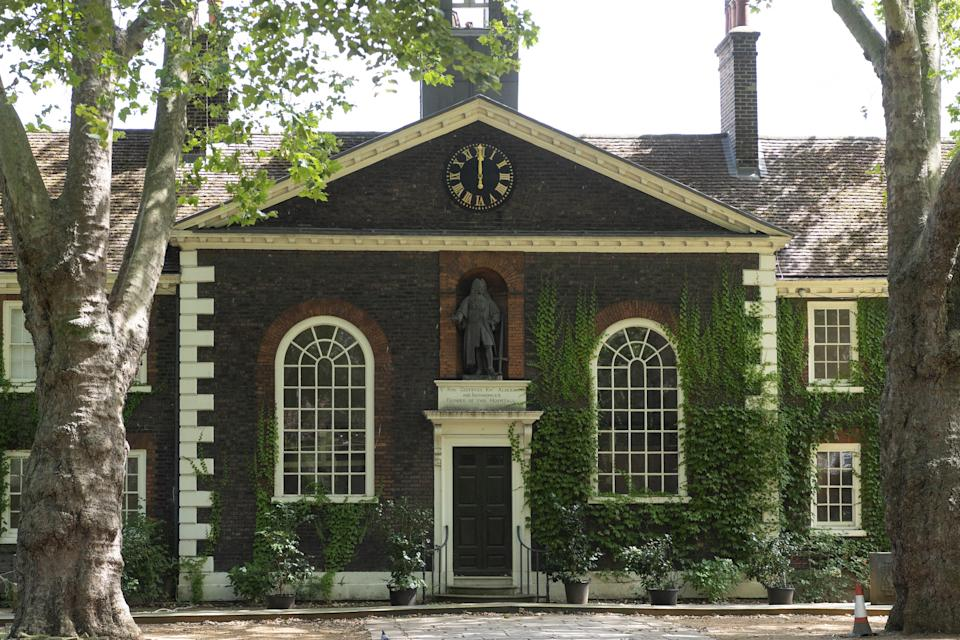 The building, previously known as the Geffrye Museum, is based in former almshouses (Anadolu Agency via Getty Images)