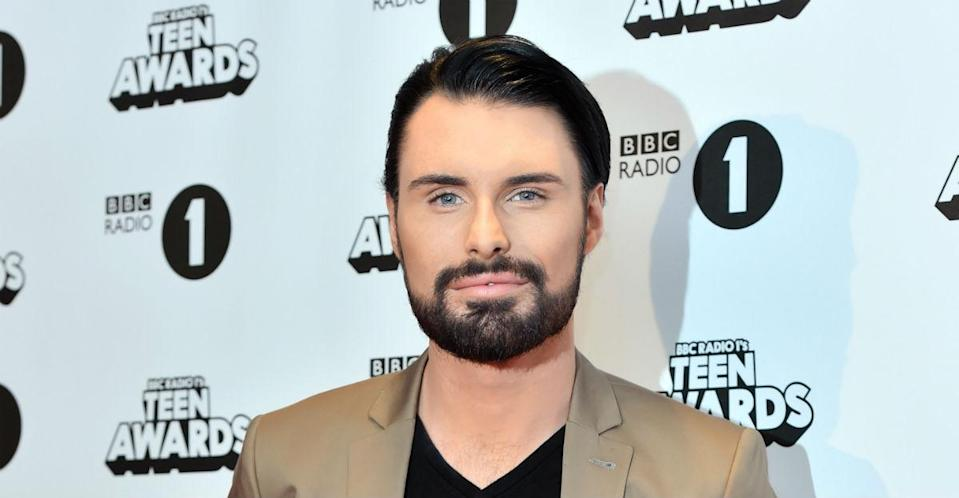 Rylan Clark has revealed that he feels like an imposter after landing the presenting role on It Takes Two (Photo: PA Entertainment)