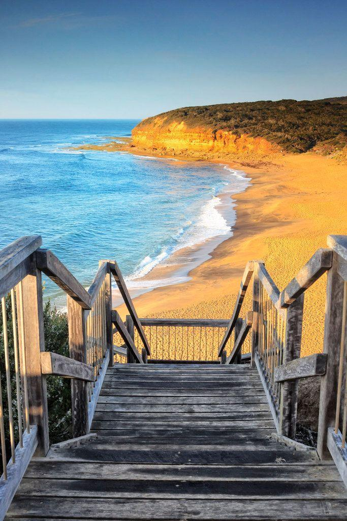 <p>This sandy coast is home to the world's longest-running surf competition, and showcases some of the biggest rip curls you'll ever see. High cliffs provide a dramatic backdrop to the natural amphitheater of this gorgeous Australian oasis.</p>