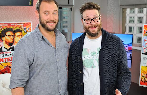 Seth Rogen, Evan Goldberg Developing Adult Animated Comedy 'Bubble' Based on Podcast at Sony