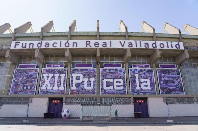 Real Valladolid finished 16th in La Liga this season (AFP Photo/CESAR MANSO)