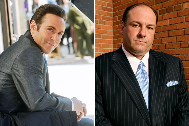 b64a333a46473 Alessandro Nivola teases Sopranos prequel film: 'David Chase wrote me the  role of a lifetime'