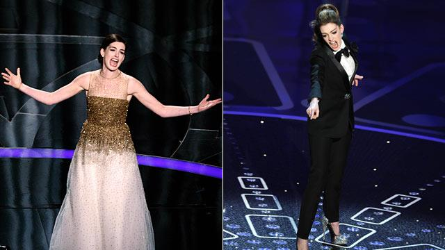 Anne Hathaway: Look Who's Singing