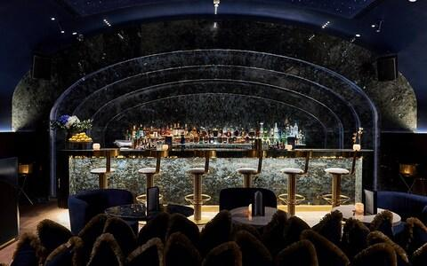 Galaxy Bar, Dubai