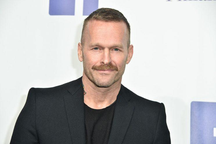 Bob Harper is recovering from a heart attack. (Photo by Jared Siskin/Patrick McMullan via Getty Images)