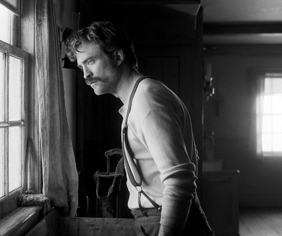 Robert Pattinson in 'The Lighthouse' (Photo: A24 / courtesy Everett Collection)