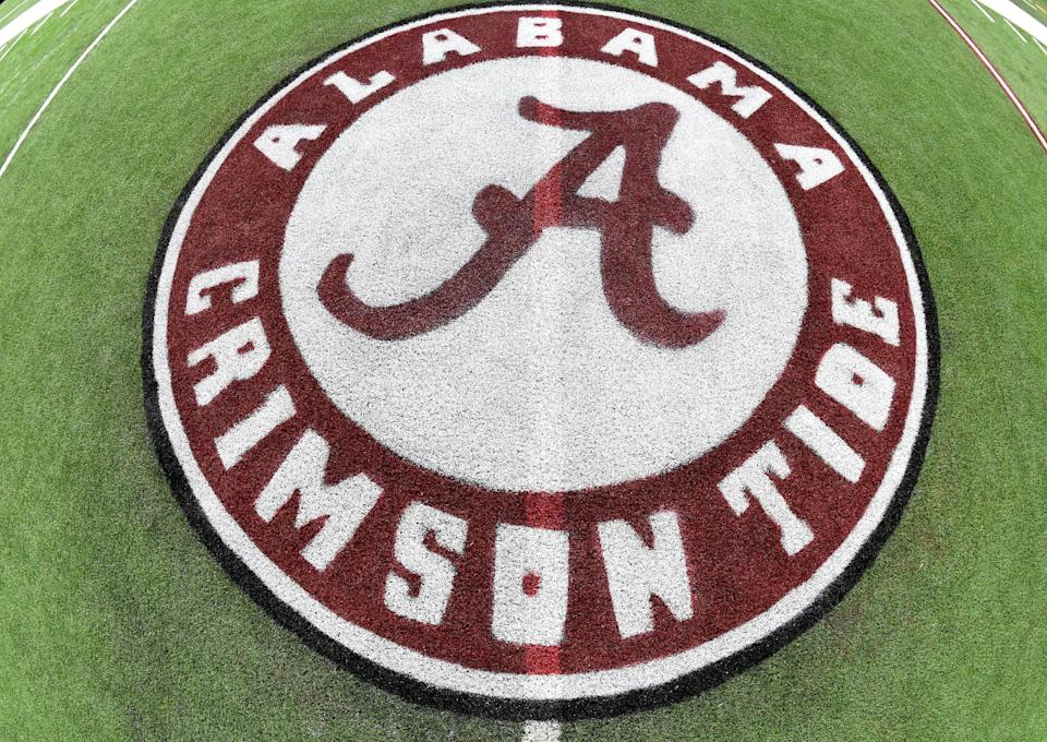 The NCAA's rules would bar athletes from using Alabama logos, but the state's law would allow that — for a fee.